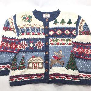 Tiara International Ugly Sweater Christmas Theme